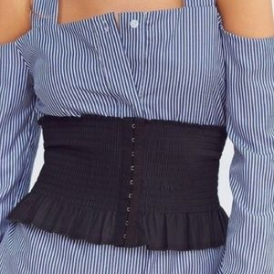 Urban Outfitters Corset Belt